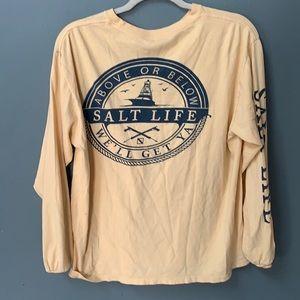 Salt Life long Sleeve Tshirt